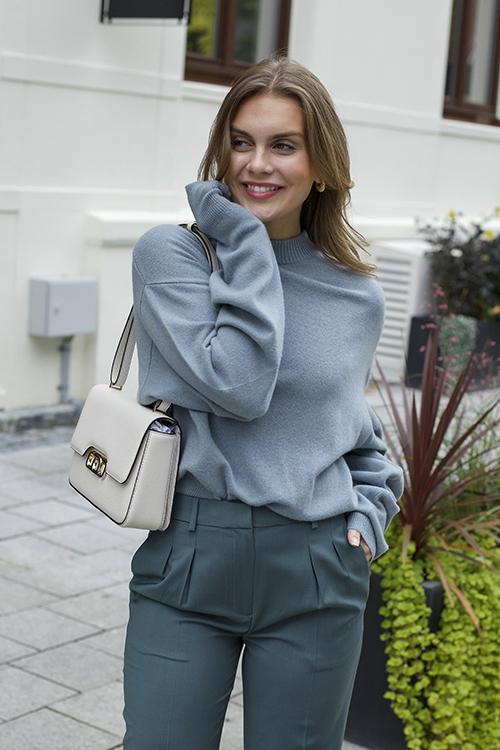 Porri Sweater Celadon