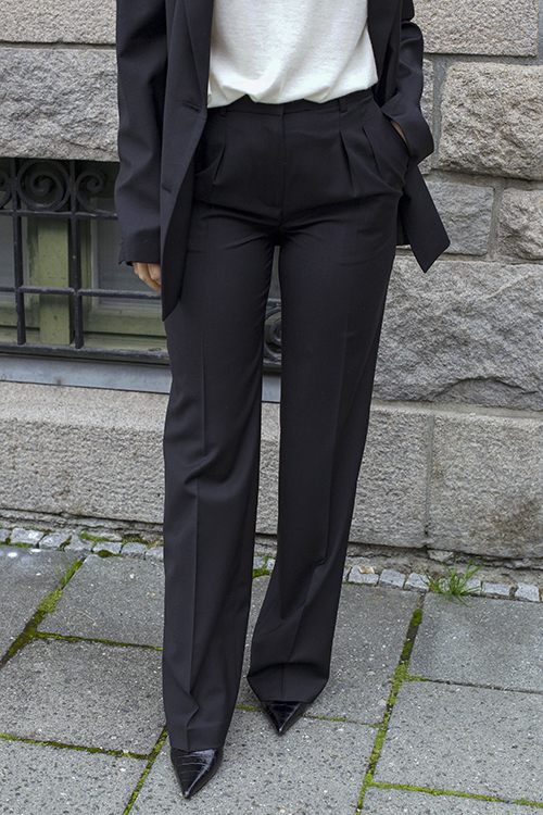 Sbiru Pants Black