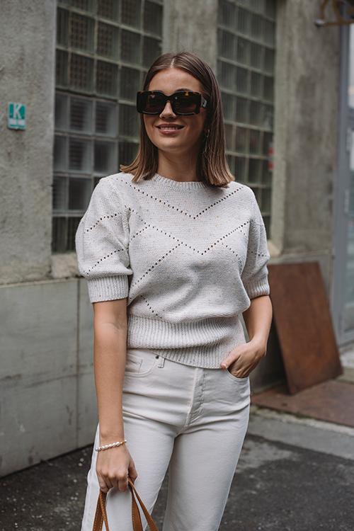 Pamplona Knit Ivory