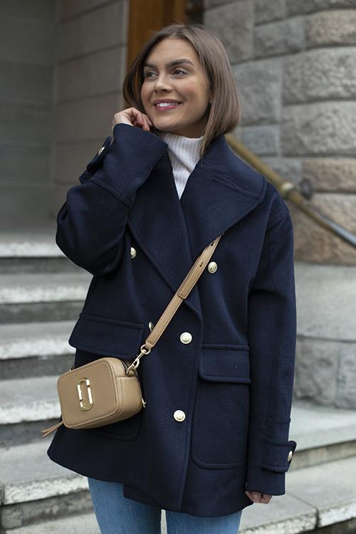 Munthe Tepoca jacket indigo yttertøy jakke