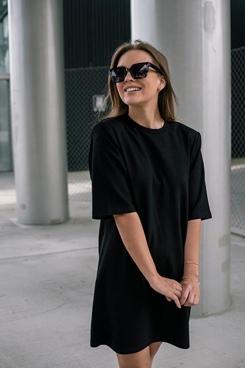 One&Other Jolie Dress Black kjole