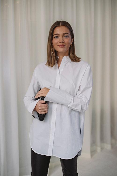 Nice Shirt White