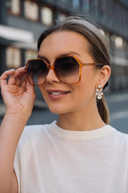 Otra Virgo Gold solbriller