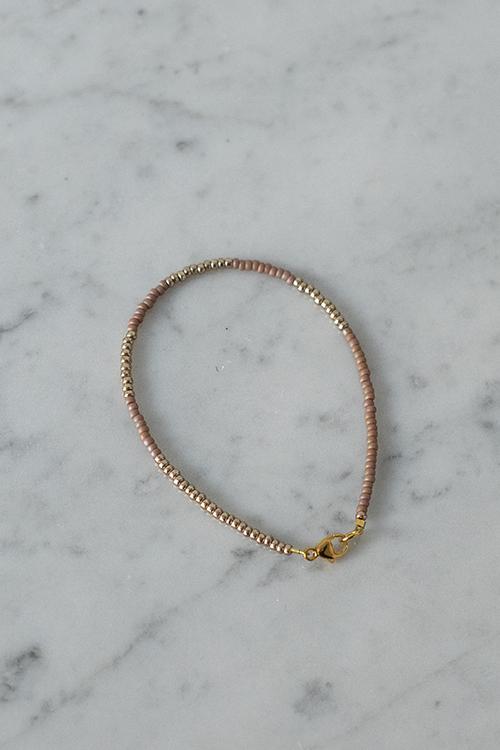 Petit Perles Basic Lottie Bracelet armbånd