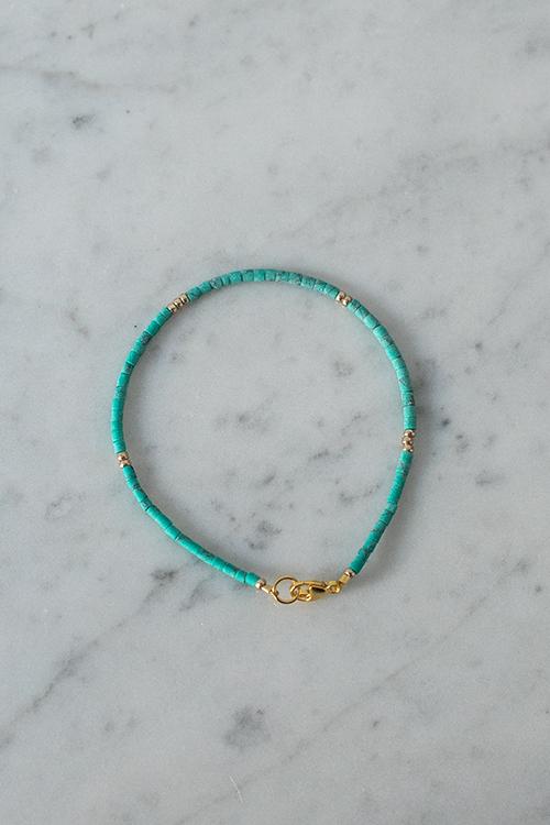 Petit Perles Core Camille Bracelet Turkis armbånd