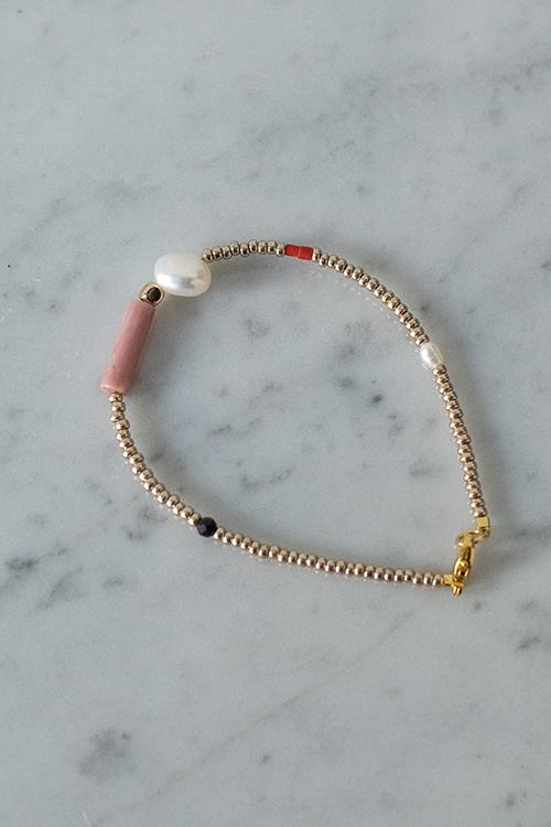 Petit Perles Core Ines Bracelet Pudder armbånd