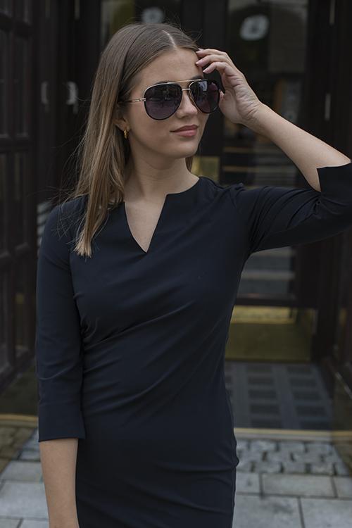 QUAY All In Black solbriller