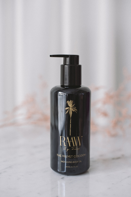 RAAW by Trice The Velvet Cocoon Body Oil