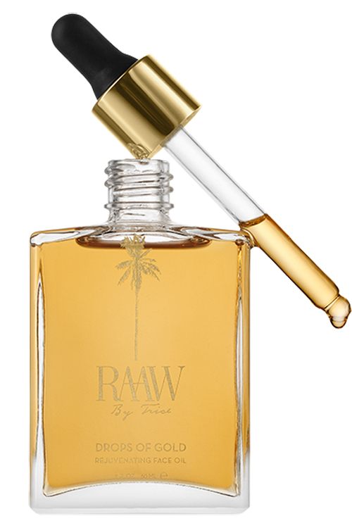 RAAW by Trice Drops Of Gold Facial Oil ansiktsolje