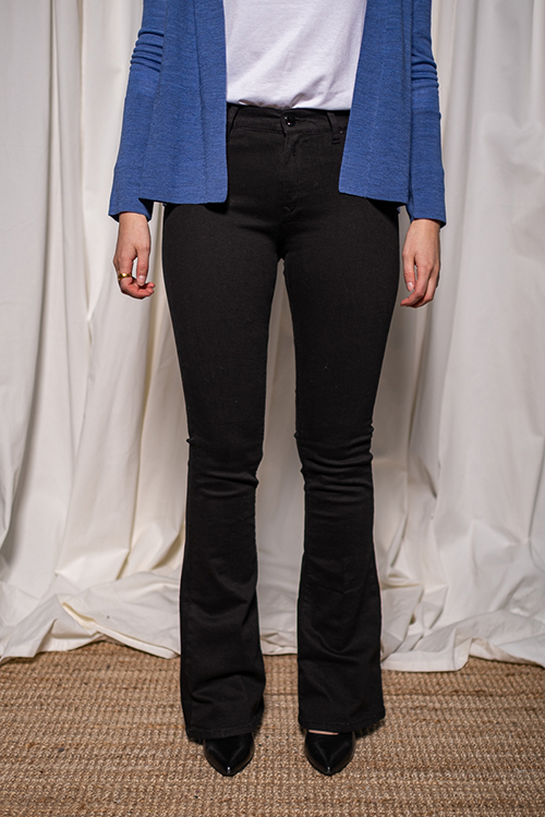 Replay Stella Flare Black jeans