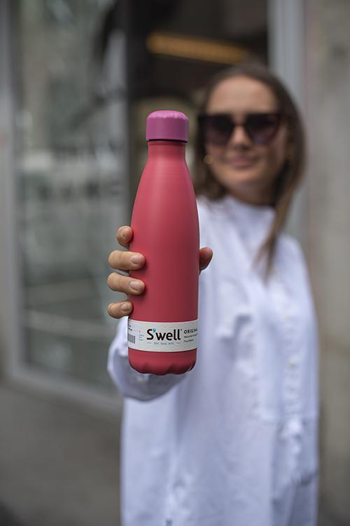 S´well Beet Drop 500 ml drikkeflaske
