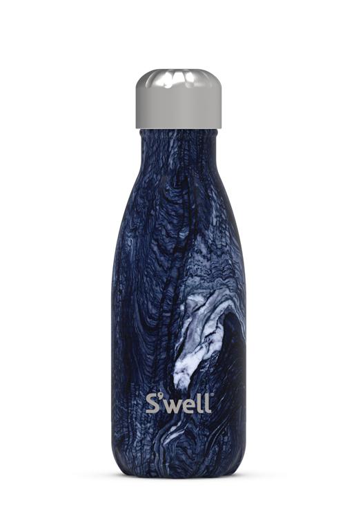 S´WELL Azurite Marble Bottle 260ml drikkeflaske