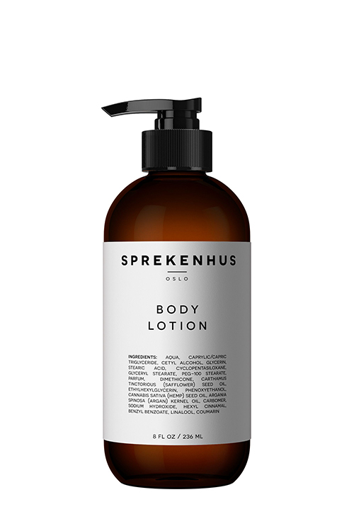 Hydrating Body Lotion 236ML