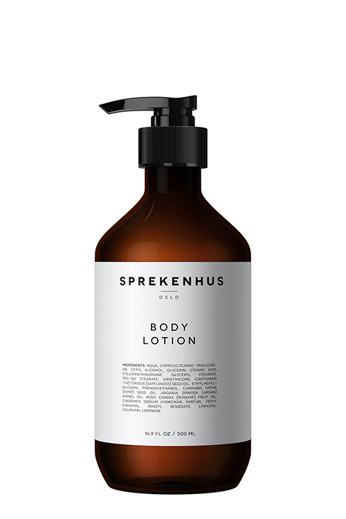 Sprekenhus Hydrating Body Lotion 500ML