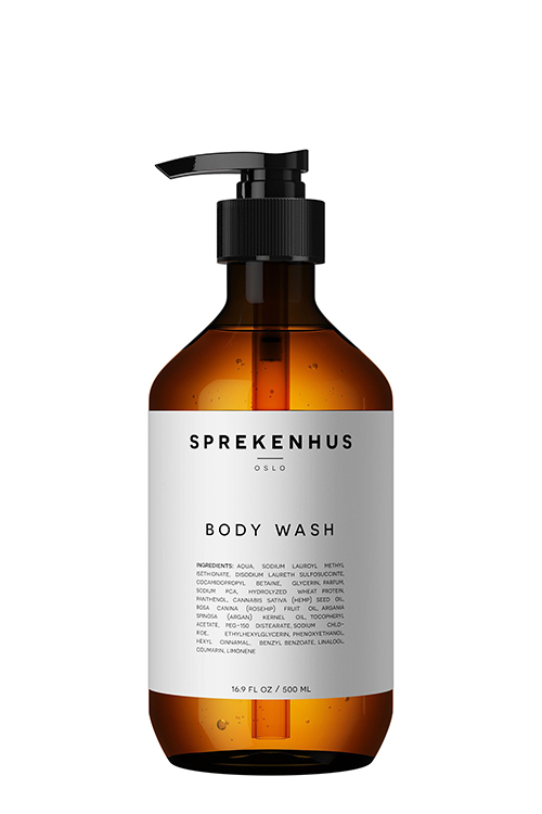 Body Wash 500ML