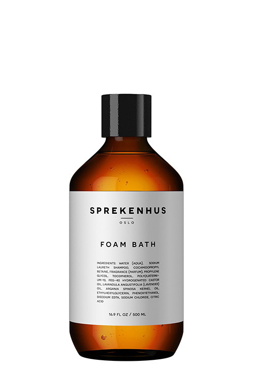 Sprekenhus Foam Bath 500ML badeskum