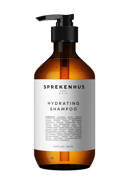 Sprekenhus Hydrating Shampoo Large 500ml shampo